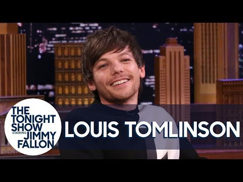 Louis Tomlinson Reacts to Home Footage of Himself Starring as Danny Zuko in Grease