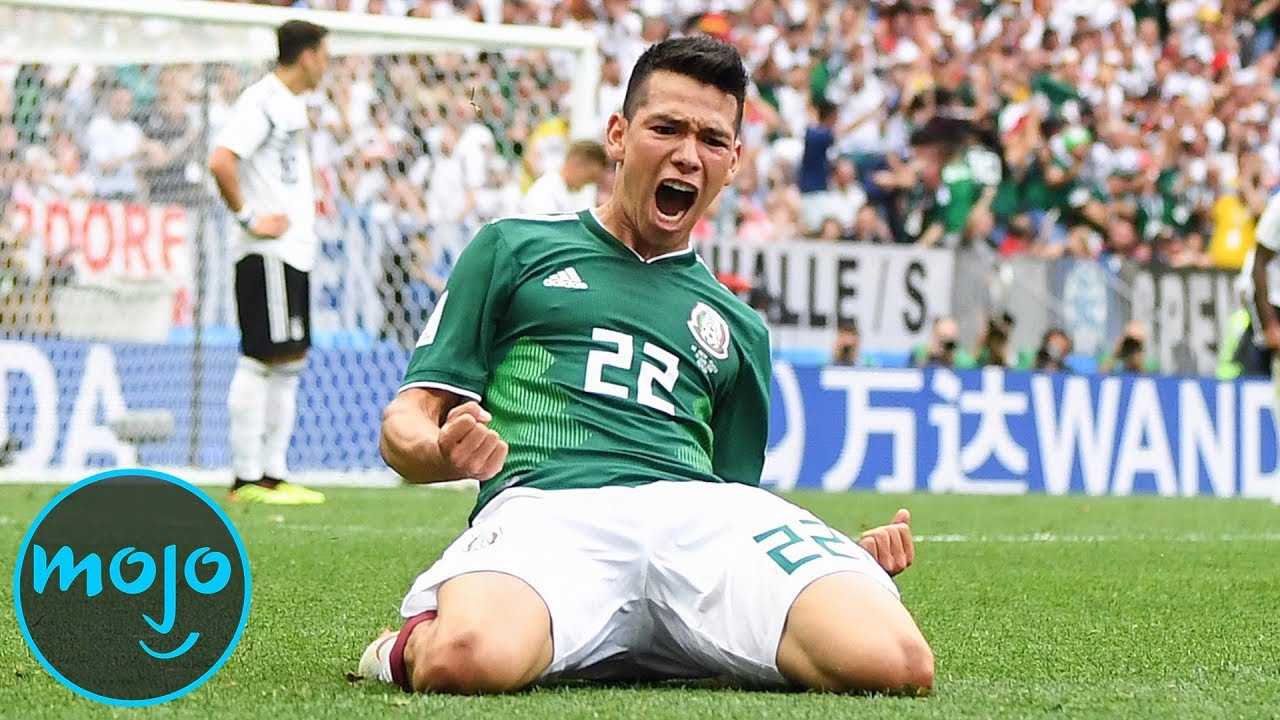 Top 5 Breakout Players of the 2018 World Cup