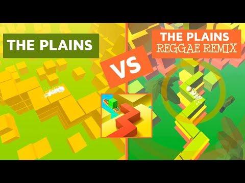 Dancing line -  The Plains(Reggae) Vs The Plains - Music Sync