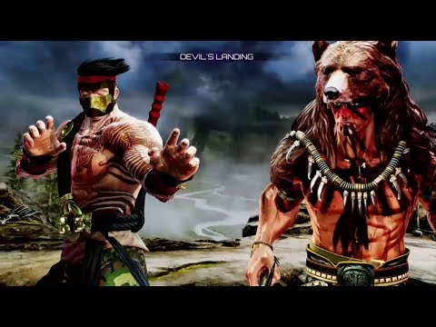 Killer Instinct - Thompxson (Jago) vs Hologram (Thunder) FT10
