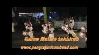 Malam Takbiran|Download video Takbiran|Video drumband