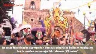 Fiestas patronales de Santo Tomas Ajusco 2012, Delegación Tlalpan, D.F. (Reportaje especial)