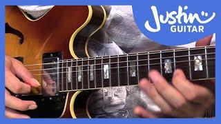 Guitar Technique: Vibrato [Arm Movement] Clapton Style (Guitar Lesson TE-110)