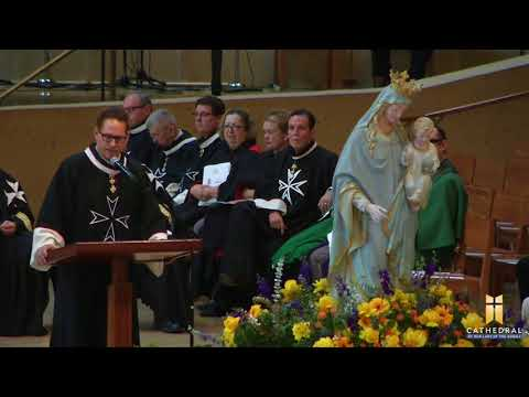 Mark Anchor Albert presentation that we are all the children of Mary, made in the image of God