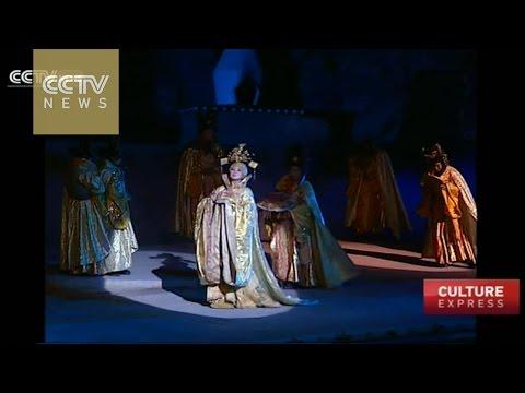 Tourism art zone opens in Tibet