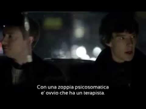 Sherlock - 1x01 - SUB ITA ''The Police Don't Consult Amateurs.''
