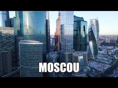 Moscou 2018 ( Moscow city 2018)
