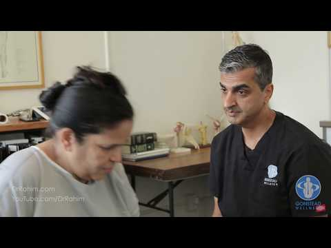 Lady from India with SEVERE Thoracic Pain - Fixed in 4 visits at Gonstead Wellness