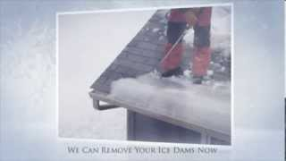 Ice Dam Removal Columbus Oh - 614-300-2133 / BBB-A Rated / Ice Dam Removal Columbus Oh