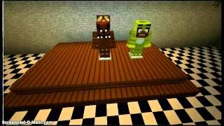 Сериал minecraft Жизнь Майка Шмидта 1 серия Новая работа.