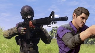 TODAY WAS A VERY BAD DAY. - H1Z1 KING OF THE KILL UPDATE GAMEPLAY!