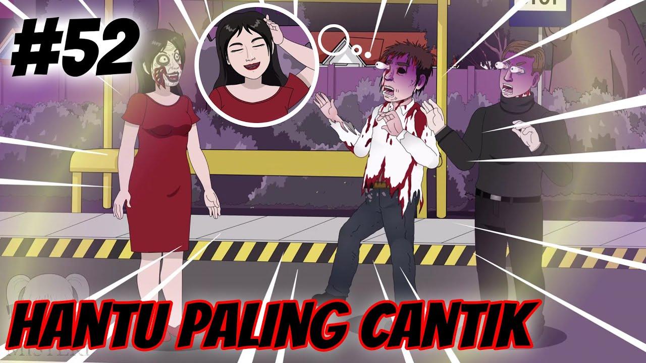 Eps 52 HANTU PALING CANTIK SEANTERO KUBURAN | Diva Misteri