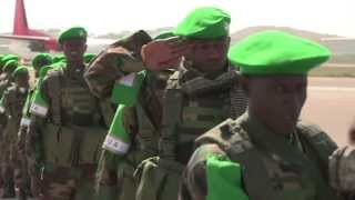 FOCUS ON SOMALIA: AMISOM Sierra Leone Troops Deploy Ep. 16