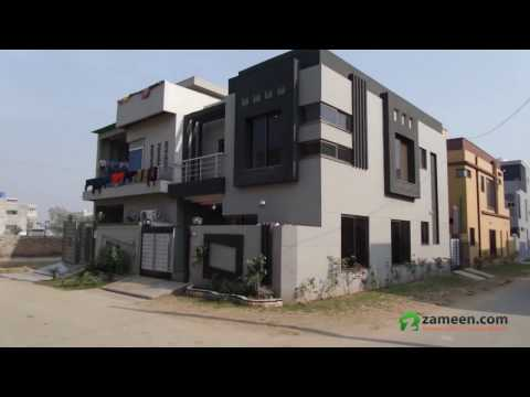 DOUBLE STOREY HOUSE IS AVAILABLE FOR SALE IN PAK ARAB SOCIETY PHASE 1 - BLOCK A LAHORE