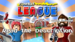 Roblox:Combat League Beta Preview
