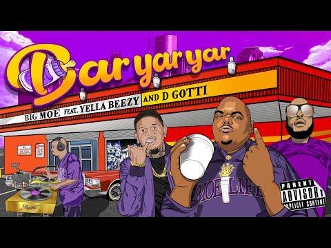 [OFFICIAL ANIMATION VIDEO] Big Moe feat. Yella Beezy & D-Gotti   Bar Yar Yar (I Like Barre Baby)