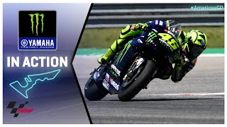 Yamaha in action: Red Bull Grand Prix of the Americas