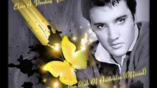 Elvis Presley I Can't Stop Loving You