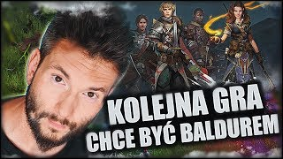 BALDUR'S GATE 3? Pathfinder: Kingmaker | RECENZJA