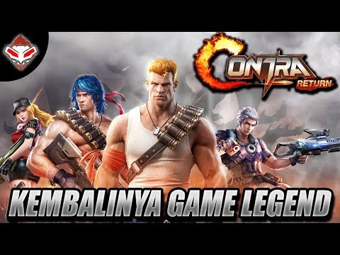 Game Legend Reborn - Contra Return - Android Games Reviews