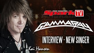 SPARK TV: GAMMA RAY - interview with Kai Hansen about new singer
