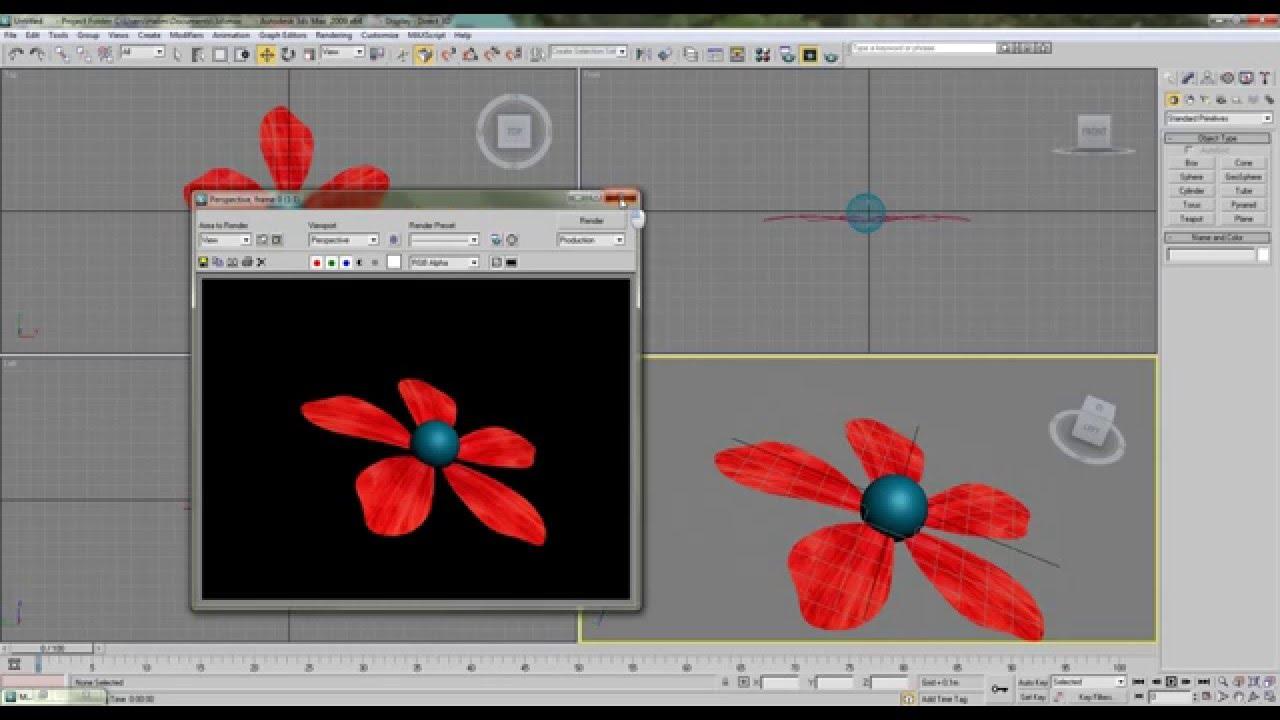 Flower creator