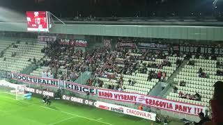 E: Cracovia - Pogoń Szczecin [Fans]. 2017-10-16