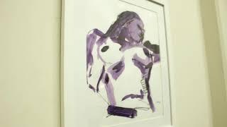ART GALLERY VLOG ADVENTURES| TRINIDAD & TOBAGO|LOCAL ARTIST EXPAND ...