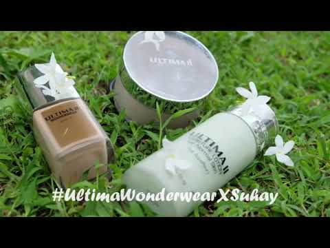 Tutorial Makeup with Ultima || #UltimaWonderwearXSuhay