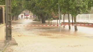 Fallecen dos personas en Albacete por las inundaciones