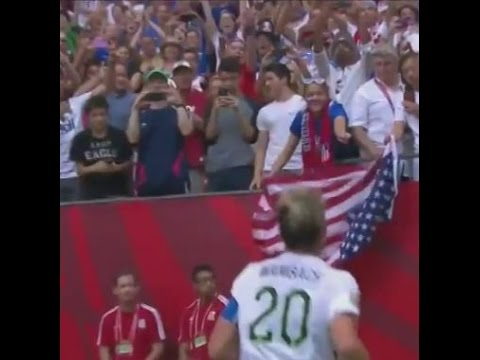 Abby Wambach And Wife Sarah Huffman Share Touching Moment After