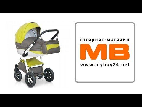 Видео обзор коляски Expander Mondo Ecco