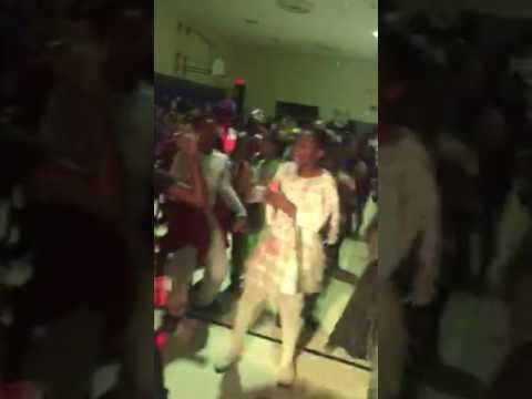 Eva Turner Elementary School Halloween Dance