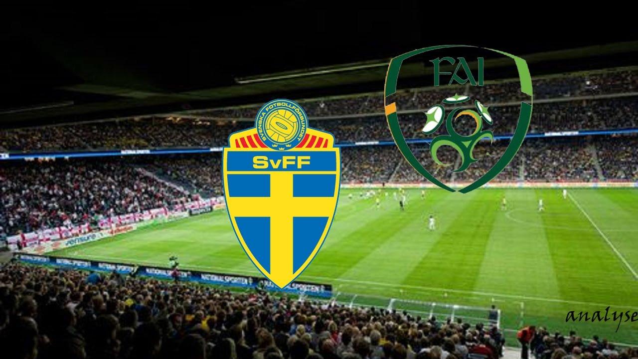 Schweden Vs Irland