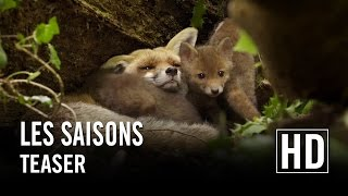Les Saisons - Teaser Officiel HD