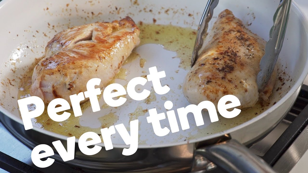 Two Easy Ways To Cook Chicken Breast