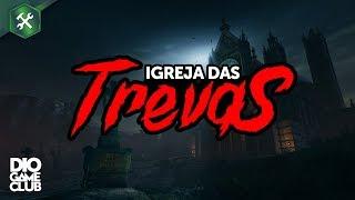 IGREJA DAS TREVAS! | Construindo no The Sims 4 | DioGameClub