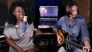 Give me one reason - tracy chapman acoustic cover (luciano cologgi & fatimah provillon)