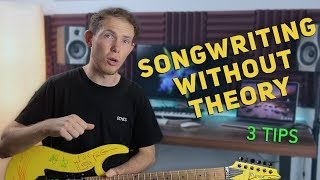 3 TRICKS To Creating UNIQUE Chord Progressions/Songwriting WITHOUT Theory | TMT