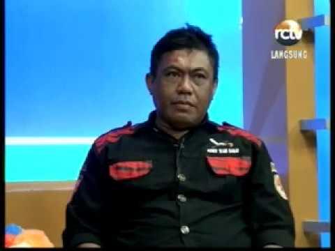 Manggala Garuda Putih Kota Cirebon Talkshow in RCTV Cirebon