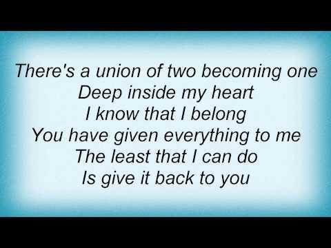 Jaci Velasquez - Adore Lyrics