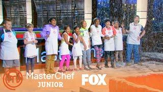 The MasterChef Kitchen Turns Into A Winter Wonderland | Season 5 Ep. 10 | MASTERCHEF JUNIOR