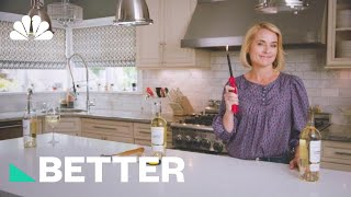 No Corkscrew? 3 Better Ways To Open Wine | Better | NBC News