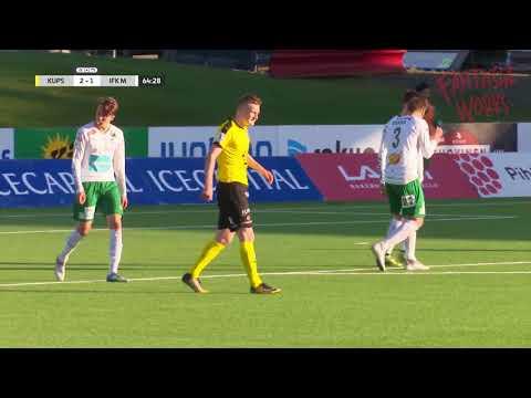 Ottelukooste: KuPS - IFK Mariehamn 2-1