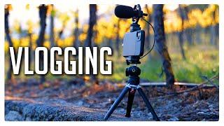 Vlogging On A Smartphone - Uskeyvision Vlog Kit Review