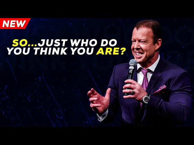 So... Just Who Do You Think You Are? | Pastor At Boshoff | 25 August 2019 AM