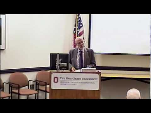 """Jonathan Pollack, """"Chinese Peripheral Diplomacy in East Asia"""""""