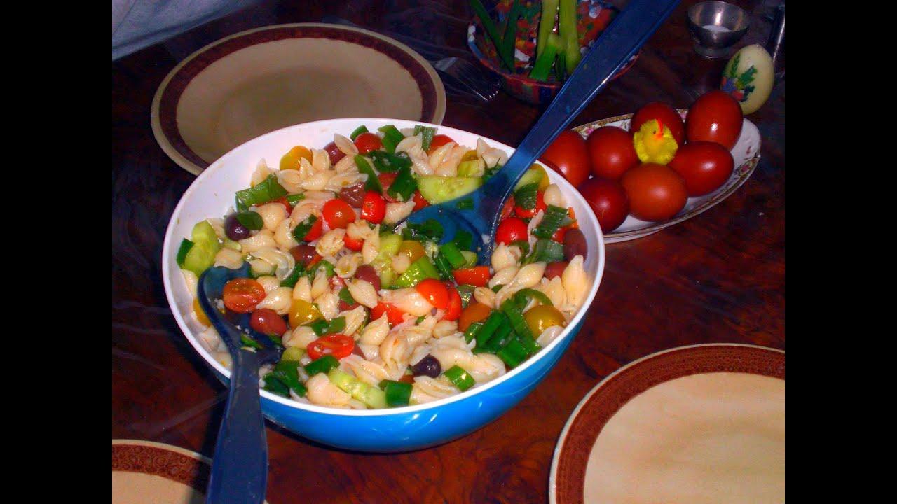 tasty jamie oliver pasta salad youtube. Black Bedroom Furniture Sets. Home Design Ideas