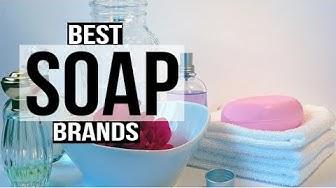 Top 5 Best Bar Soap Brands of 2017