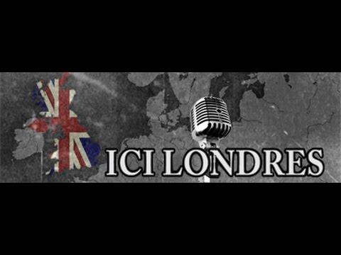 Ici Londres: John Maynard Keynes was right